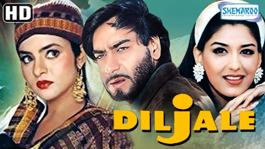 Diljale Lifetime Box Office Collection Daywise India Overseas