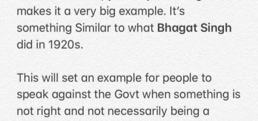 Tamil Actor Vishal Compared Kangana Ranaut With Bhagat Singh