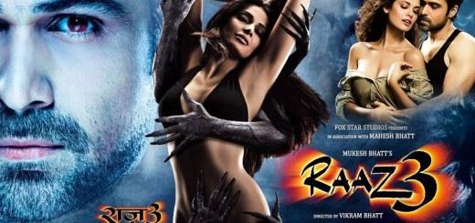 Raaz 3 Lifetime Box Office Collection Daywise Worldwide
