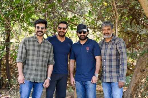 RRR Team To Resume Shooting From October 05