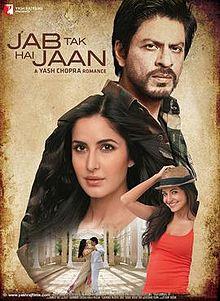 Jab Tak Hai Jaan Box Office Collection India Overseas