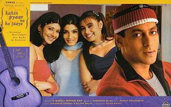 Kahin Pyaar Na Ho Jaye Box Office Collection India Overseas