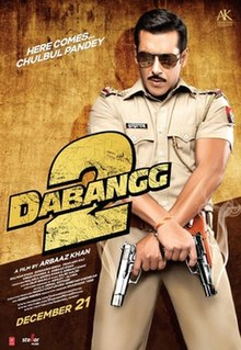 Dabangg 2 Box Office Collection Day-wise India Overseas