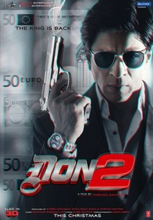 Don 2 Box Office Collection Day-wise India Overseas