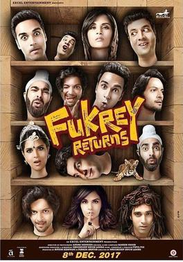 Fukrey Returns Box Office Collections Day-wise India Overseas