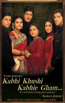 Kabhi Khushi Kabhie Gham Box Office Collection India Overseas