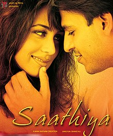 Saathiya Box Office Collection Day-wise India Overseas