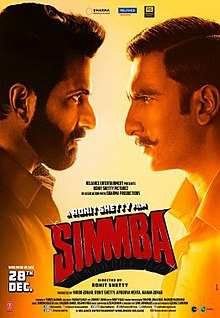 Simmba Box Office Collection Day-wise India Overseas