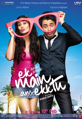 Ek Main Aur Ekk Tu Box Office Collections India Overseas