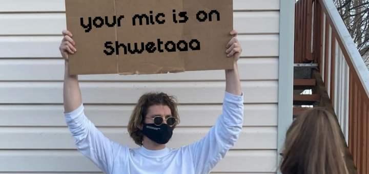Shweta Your Mic Is On #Shweta Memes Fest On Twitter