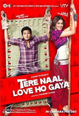 Tere Naal Love Ho Gaya (2012) Box Office Collection