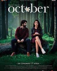 October (2018) Box Office Collection Day Wise India
