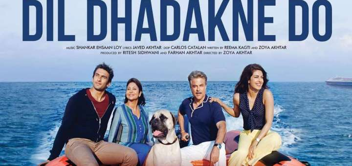Dil Dhadakne Do (2015) Box Office Collection Day Wise