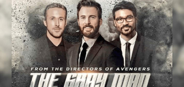 The Gray Man (2021) Cast Crew Story Release Date