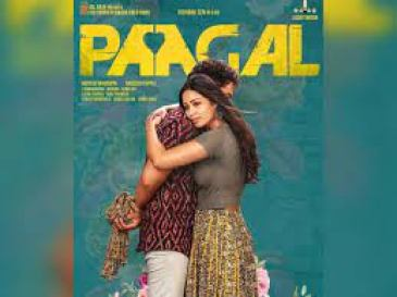 Paagal (2021) Box Office Collection Day Wise India
