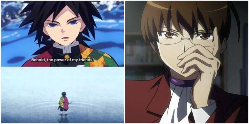 Friends Hilarious Anime Memes