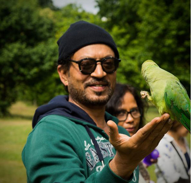 Irrfan Khan takes off to London after wrapping up his film Puzzle in New York-1