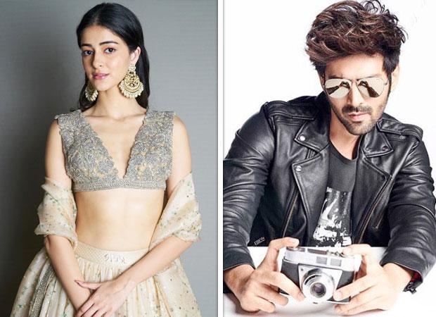 Ananya Pandey to feature as 'Woh' in the Kartik Aaryan starrer Pati, Patni Aur Woh remake?