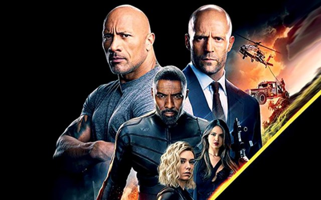 Movie Review Fast & Furious Presents Hobbs & Shaw