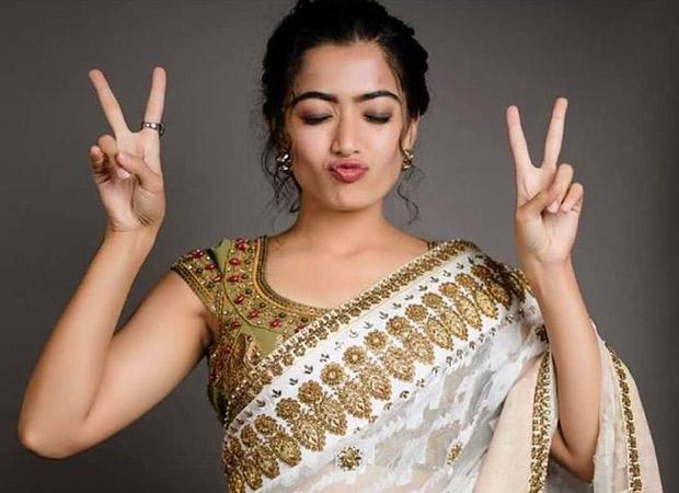 Rashmika First Day In Bollywood - Tollywood News