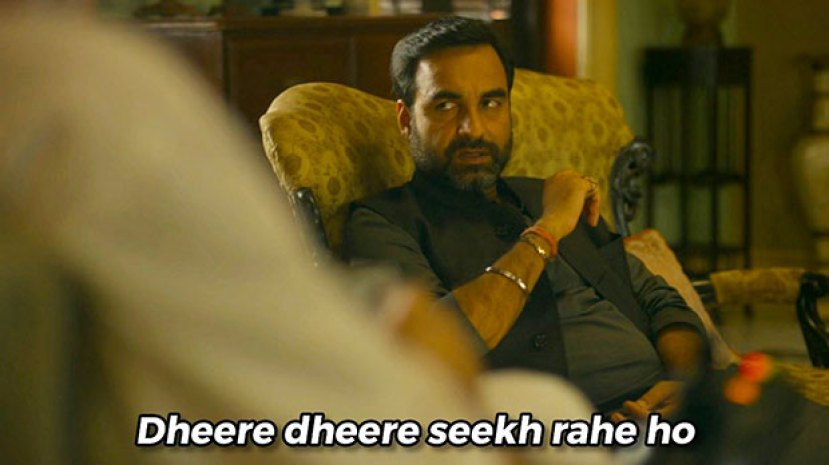 13 most popular & HILARIOUS Mirzapur 2 meme templates; which one is your  most favourite? : Bollywood News - Bollywood Hungama