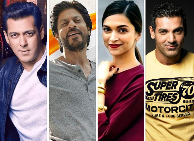 SCOOP Salman Khan to join Shah Rukh Khan, Deepika Padukone and John Abraham at the top of Burj Khalifa for Pathan