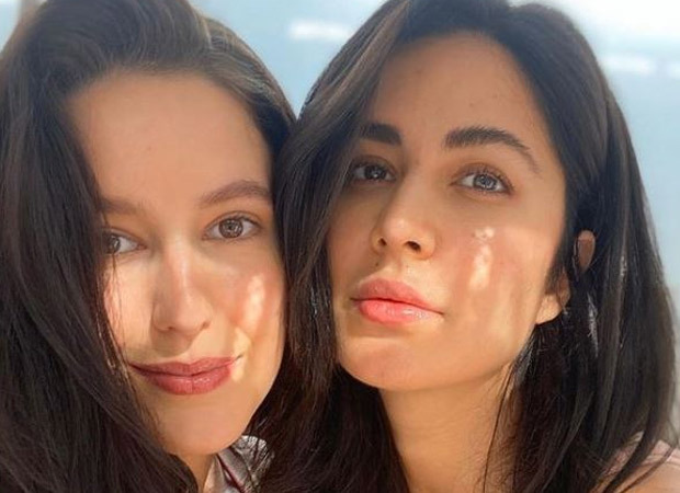 Isabelle Kaif reveals the tips she got from her sister Katrina Kaif ahead of her debut in Time To Dance