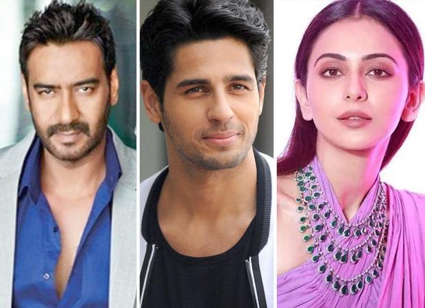 Ajay Devgn, Sidharth Malhotra, Rakul Preet Singh's Thank God shoot delayed again amid second wave of COVID-19