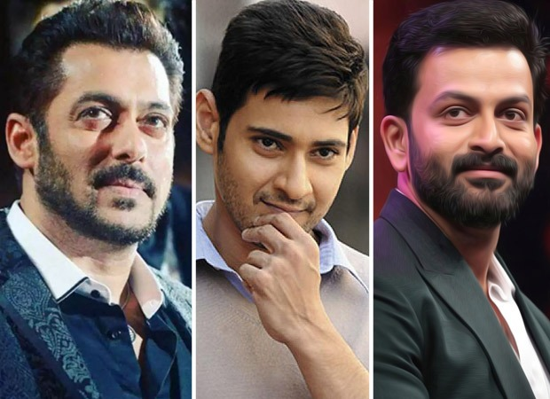 Superstars Salman Khan, Mahesh Babu, and Prithviraj Sukumaran come together to launch the teaser of the much anticipated film 'Major'