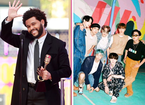 BBMAs 2021: The Weeknd leads the pack with 10 wins; BTS makes clean sweep with 4 awards