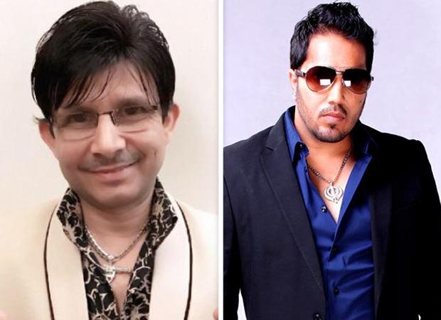 Kamaal R Khan calls Mika Singh 'chirkut singer' after being called 'gadha' by him