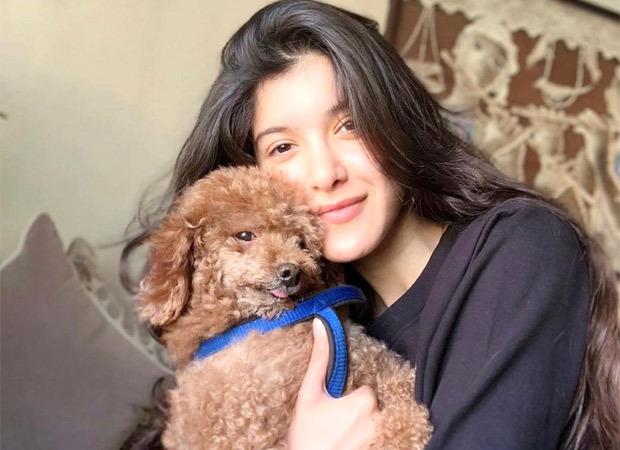Shanaya Kapoor bids goodbye to her pet Scooby in an emotional post