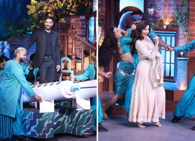 Cast of Bhuj and Bellbottom grace The Kapil Sharma Show for its inaugural episodes