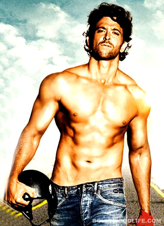 Image result for hrithik roshan shirtless