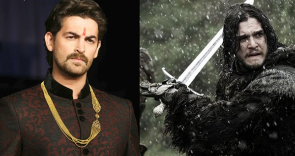 Neil Nitin Mukesh clarifies on Game Of Thrones rumours ...