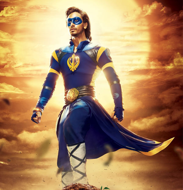 Image result for tiger shroff flying jatt
