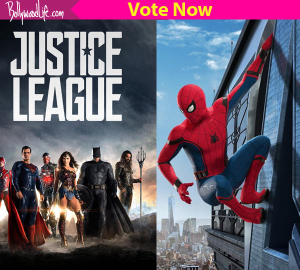 DC's Justice League or Marvel's Spider-Man: Homecoming ...