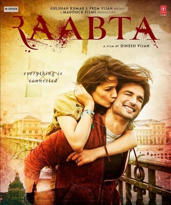Image result for raabta poster