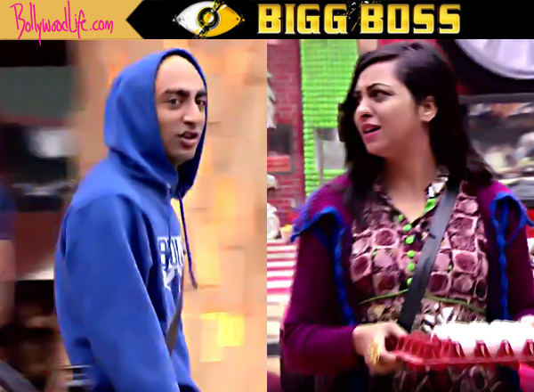 Bigg Boss 11: Akash Dadlani calls Arshi Khan CHEAP, she ...