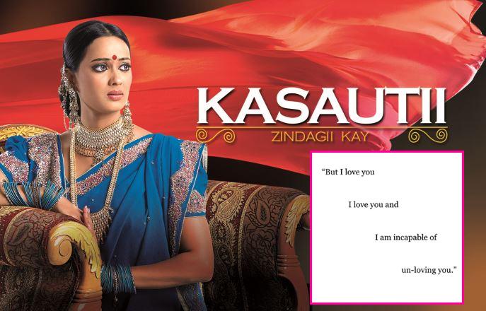 Is Ekta Kapoor Planning A Reboot Of Kasautii Zindagii Kay