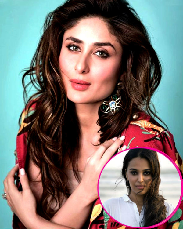 Shocking! Kareena Kapoor Khan slammed for marrying a Muslim; Swara Bhaskar hits back – view tweets