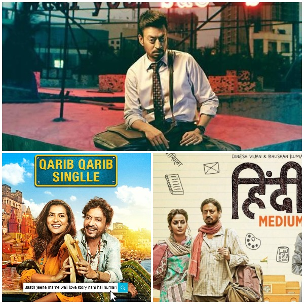 Irrfan's Blackmail collects the same amount as Hindi Medium but beats Qarib Qarib Singlle on its opening day
