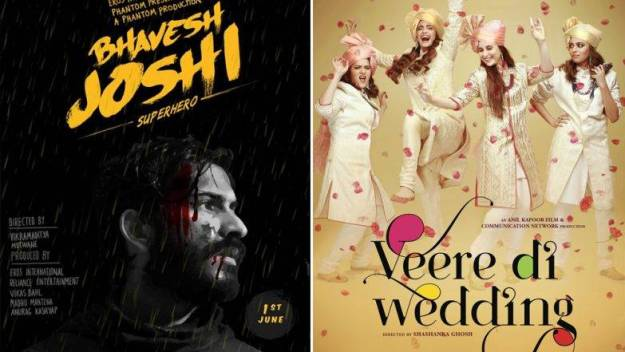 Clash of the siblings! Harshvardhan's Bhavesh Joshi Superhero to take on Sonam Kapoor's Veere Di Wedding on June 1