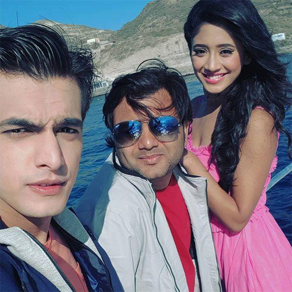 Happy Birthday Shivangi Joshi: Boyfriend Mohsin Khan's wish for the birthday girl is the sweetest of all