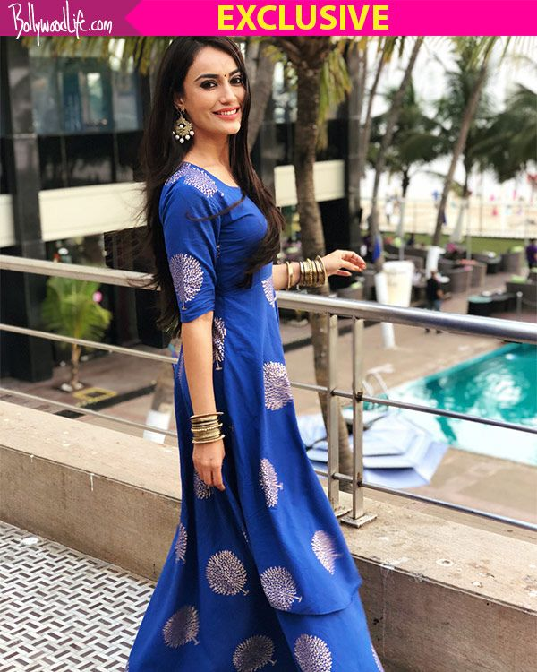 Surbhi Jyoti opens up about replacing Mouni Roy in Naagin 3 – read exclusive interview