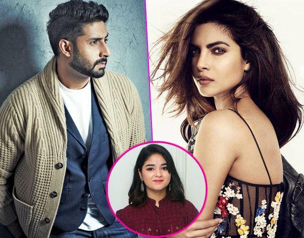 Priyanka Chopra – Abhishek Bachchan to play parents to Zaira Wasim in Shonali Bose's next?