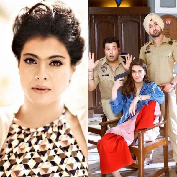 Kajol's Eela to CLASH with Diljit Dosanjh and Kriti Sanon's Arjun Patiala?