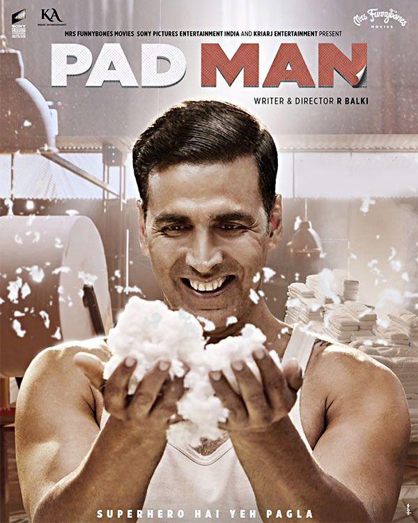 Akshay Kumar's PadMan gets an exclusive digital release on ...