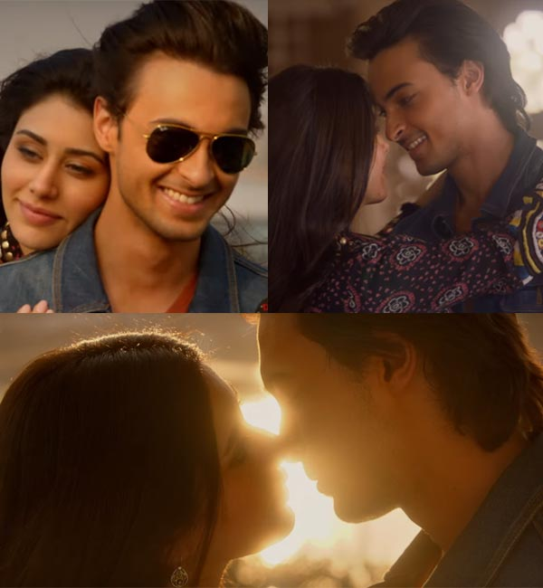 Loveratri teaser: Salman Khan introduces Aayush Sharma-Warina Hassain's film which seems to be all about romance and dance