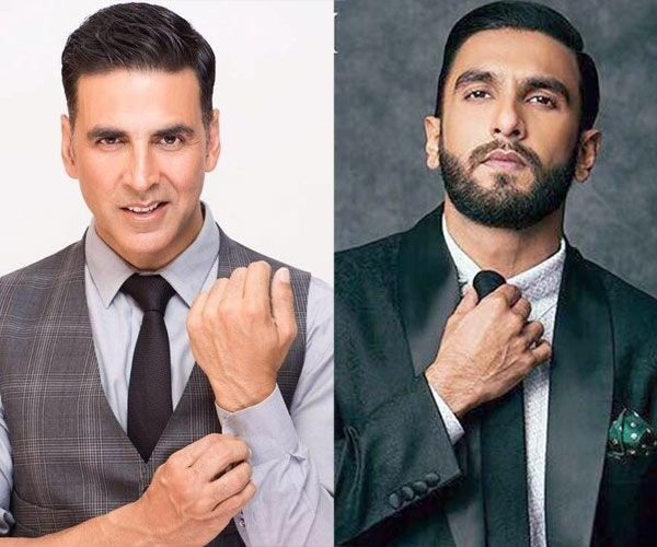 Ranveer Singh recalls his childhood dream: When I grow up, I want to be like Akshay Kumar